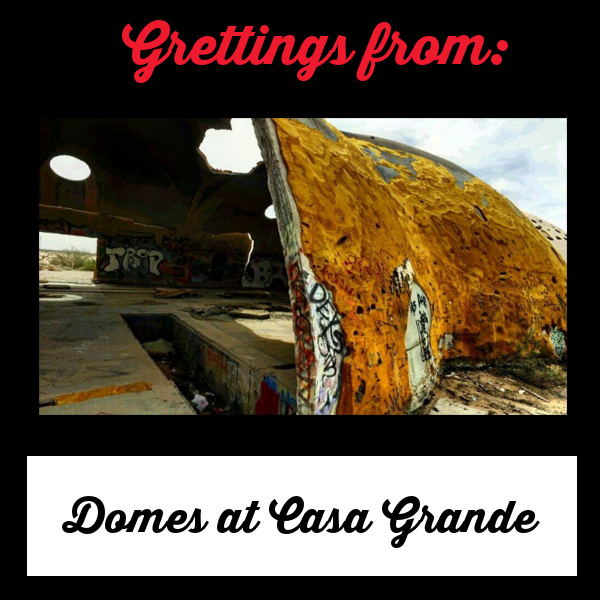 What is the Domes Casa Grande?