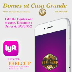 Lyft Gives Discounts Errl Camp