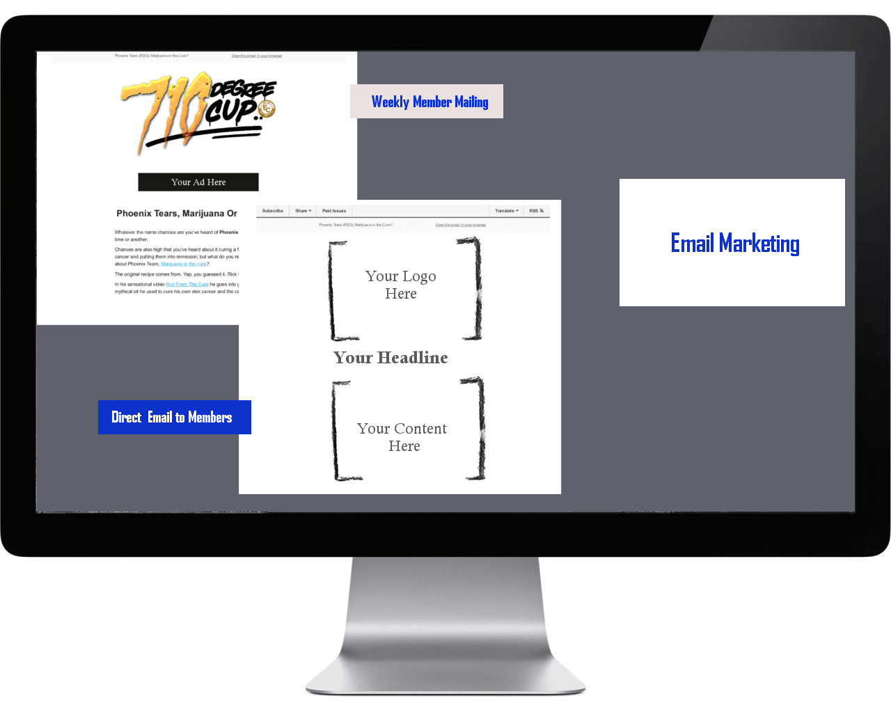 email marketing advertise