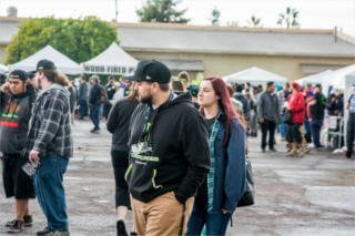 marijuana festival phoenix crowd