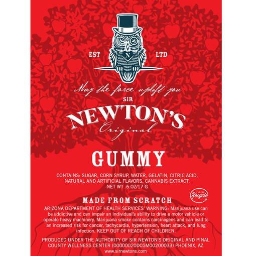 newtons gummy