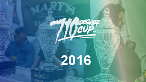 710 Degree Cup 2016