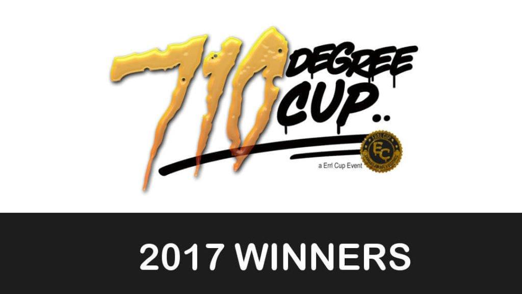 errl cup winners 2017