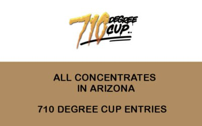 710 Degree Cup All Concentrate Entries