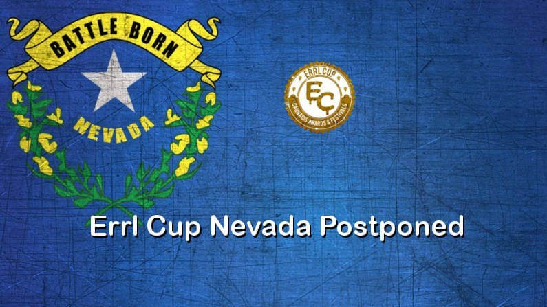 Errl Cup Nevada Event Postponed